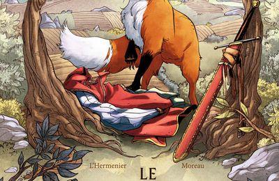 Pénitence animalière  /  Le Renard de Morlange  Vs.  La Fameuse invasion de la Sicile ar les Ours