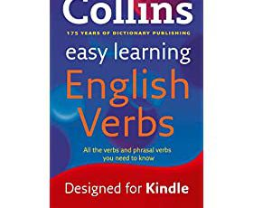 Easy Learning English Verbs (Collins Easy Learning Dictionaries)