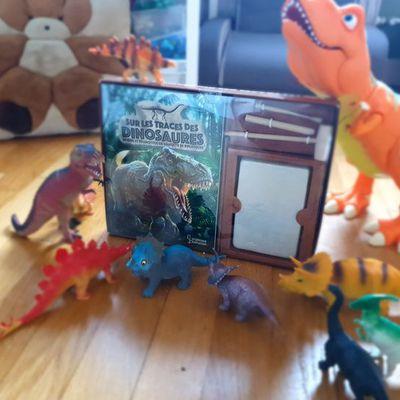 Sur les traces des dinosaures, pour les paléontologues en herbe
