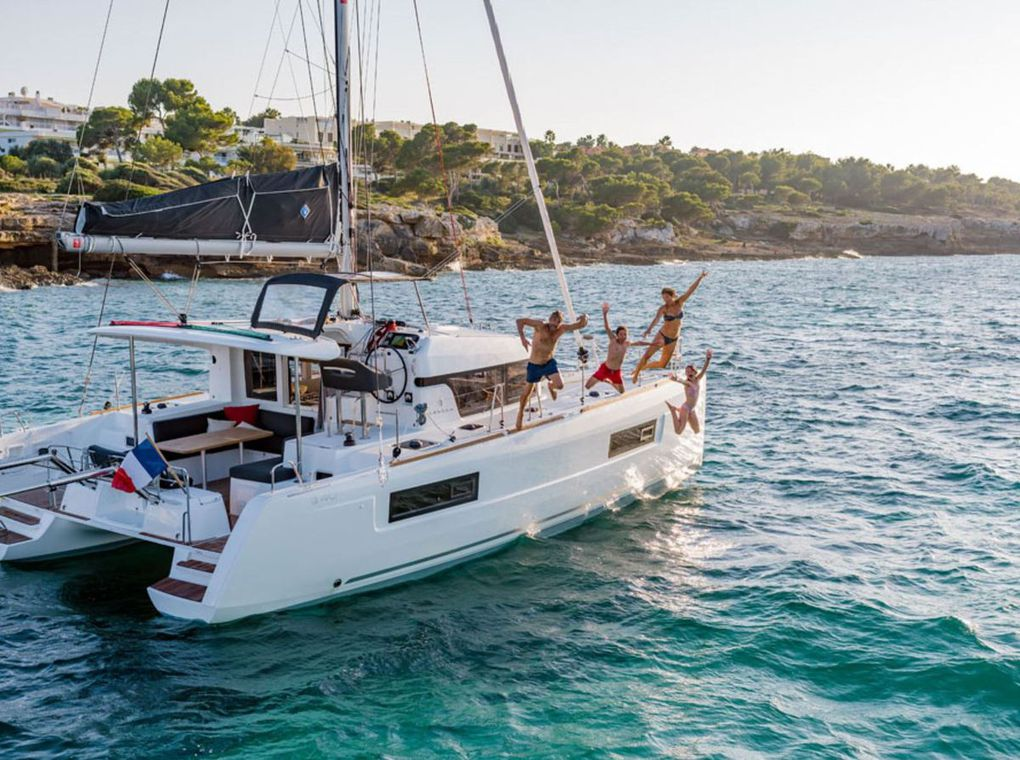 Multihulls - Special report on the new Lagoon 40