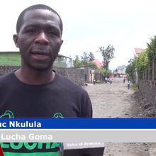 RDC : Manifestation à Goma (30/11/2017)