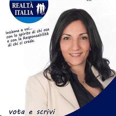 Alessandra Saponaro candidata al Comune di Foggia per realtà Italia