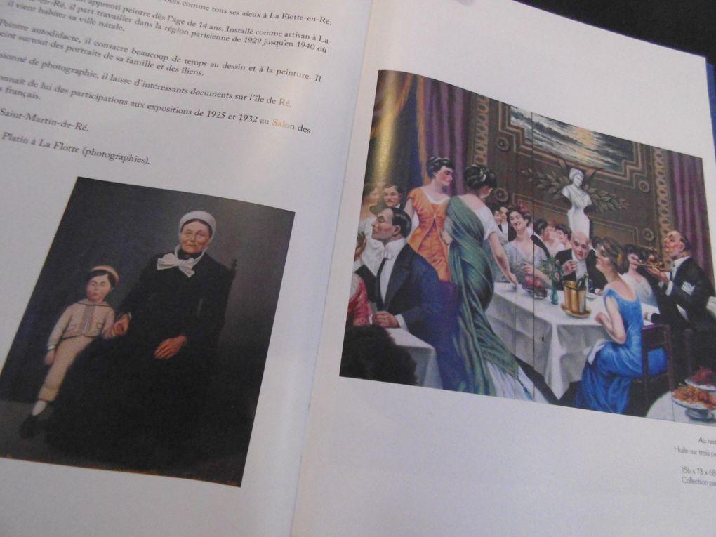 11 - Avec François Wiehn.. Debré, Courbet et humbles peintres de Saintonge. Honneur et gloire.. retour d'une alliance aux USA. Vœux du maire.