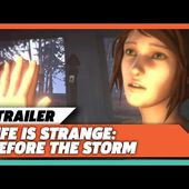 Life is Strange: Before The Storm Reveal Trailer | E3 2017 Microsoft Press Conference