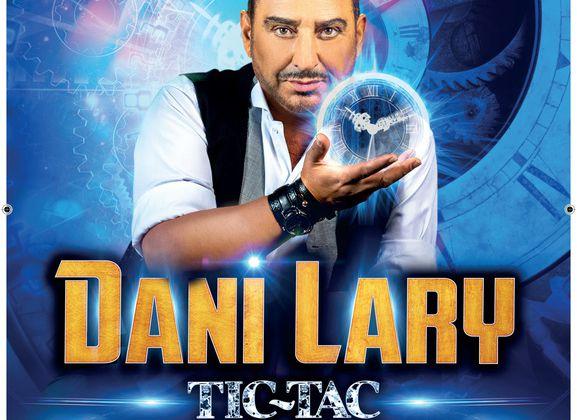 Dani Lary, rencontre avec l'illusionniste bientôt à l'Olympia