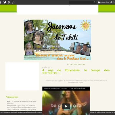 Le blog de jaconews-de-tahiti.over-blog.com