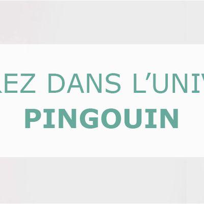 PINGOUIN - Partageons la créativité et l'originalité !