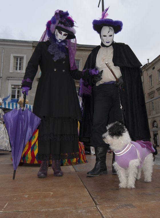 Castres- Parade des Vénitiens de France