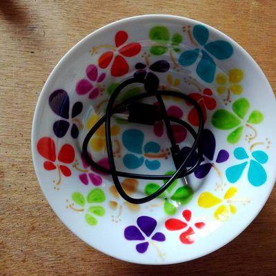 Peinture sur porcelaine