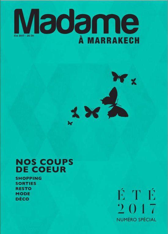 Marie Lloret séduit, une fois de plus, la presse marocaine !