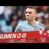 Resumen de RC Celta vs SD Huesca (2-0)