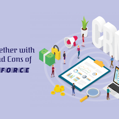 Getting Together with the Pros and Cons of Salesforce