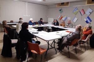 Vouvant Village de Peintres 2020 : Programme en gestation.