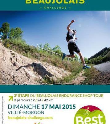 Beaujolais challenge trail - Trail du fût d'Avenas