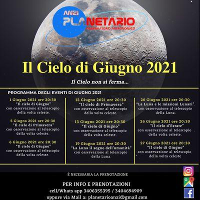 Planetario Osservatorio Astronomico di Basilicata - Anzi (Potenza)