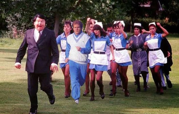 BENNY HILL FEATURING FRANCOIS VALERY