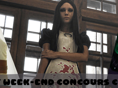 CONCOURS COSPLAY