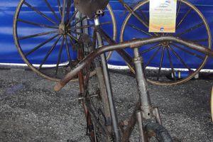 Autour du vélo (et visite du soir !)
