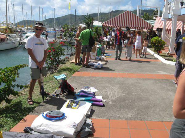 Photos et images des Caraïbes de Trinidad jusqu'à la Guadeloupe.