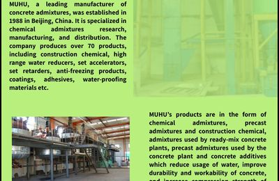 MUHU's Construction Chemicals – Shop at Best Prices