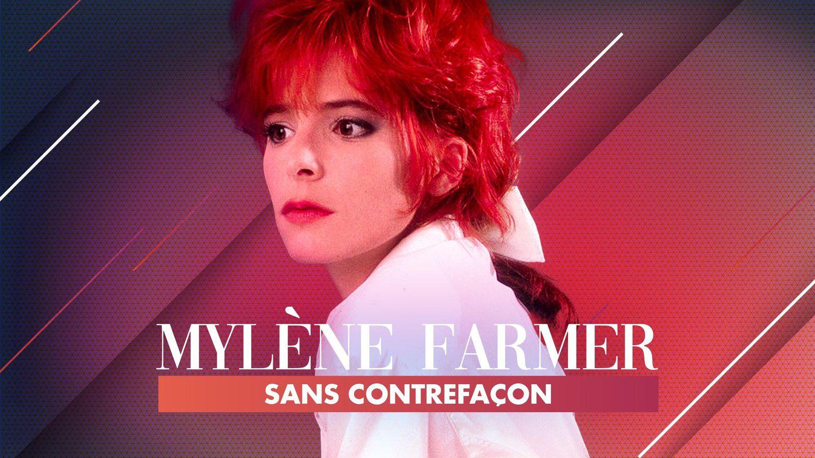 """""""Mylène Farmer, sans contrefaçon"""", portrait inédit diffusé ce soir sur W9"""