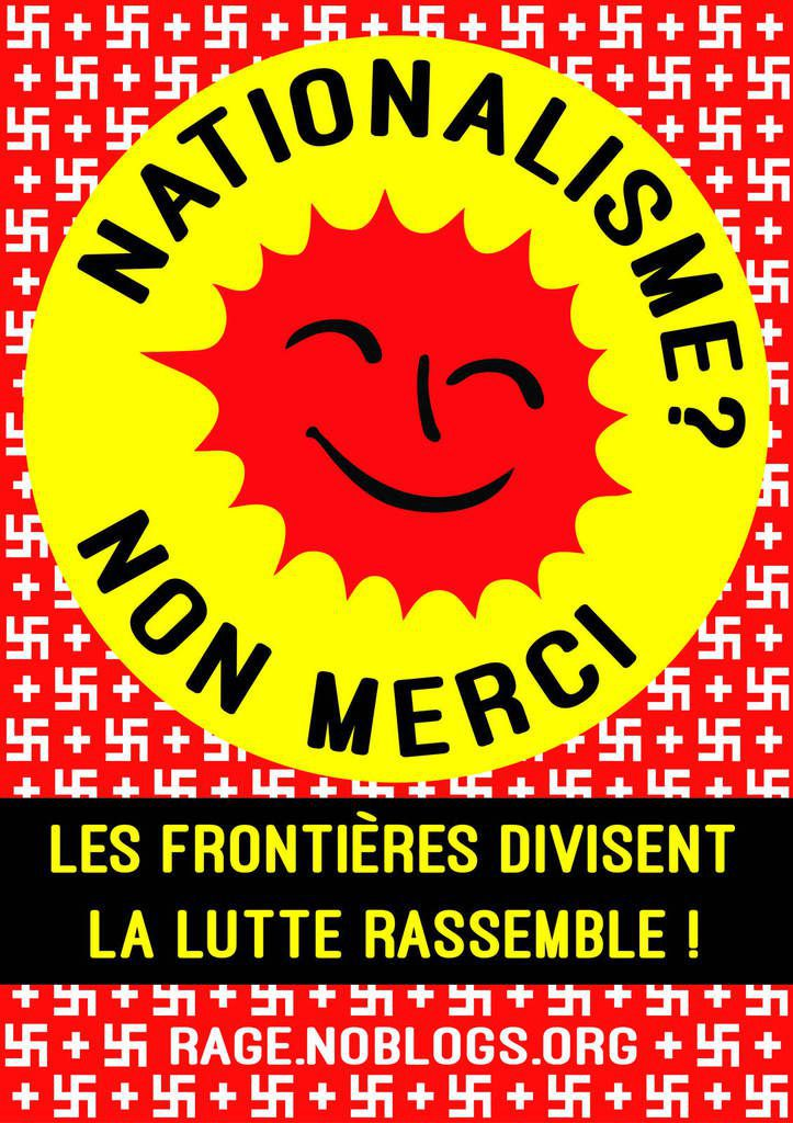 nationalismes souverainisme réformisme gauche internationalisme