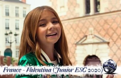 France - Valentina - J'Imagine (Junior ESC 2020)