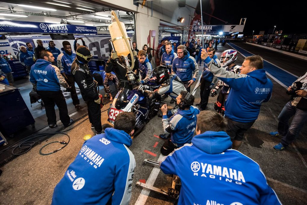 O. Depoorter - Bol d'Or 2016 - #333 Yamaha Viltaïs Racing team
