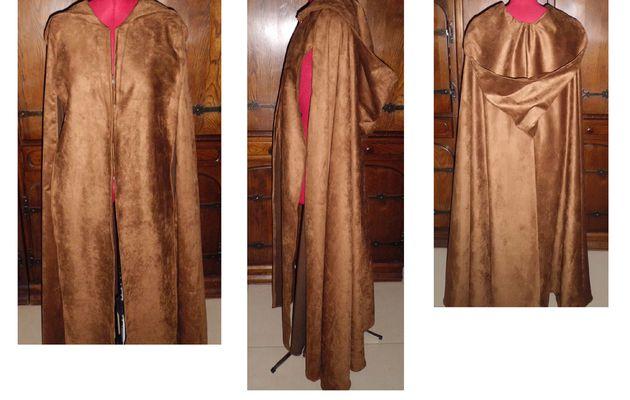 Nouvelle cape... La suite / New cloak... Next step