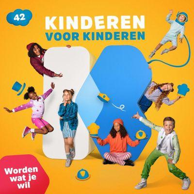 Kinderen voor Kinderen 42 - Worden wat je wil