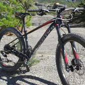 Test Specialized Fuse 6 fattie 27.5+ upgradé