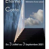 Etienne Conte, Mémoire d'une saison - Artistes d'Occitanie
