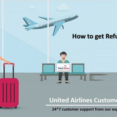 Get Refund Policy from United Airlines Customer Service