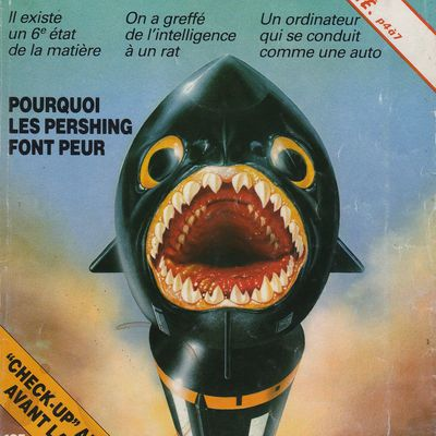 Retro Reading #3 : Science & Vie N°793 (Octobre 1983)
