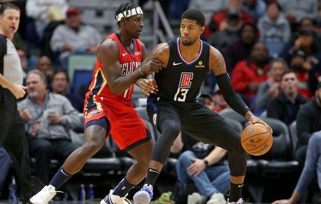 Paul George brille pour son retour mais les Clippers s'inclinent à La Nouvelle-Orléans