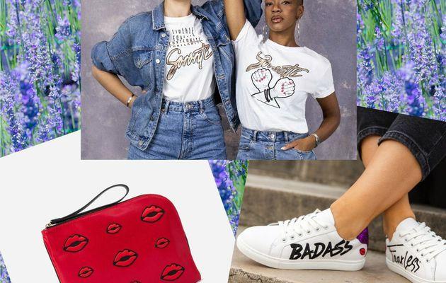 Mode, tendances chez  Bons Baisers de Paname