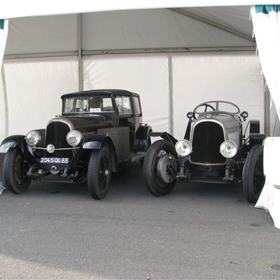 20 April 2013 Vintage Revival Montlhery the pictures