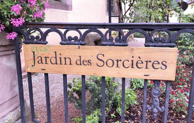 Bergheim, le jardin des sorcières