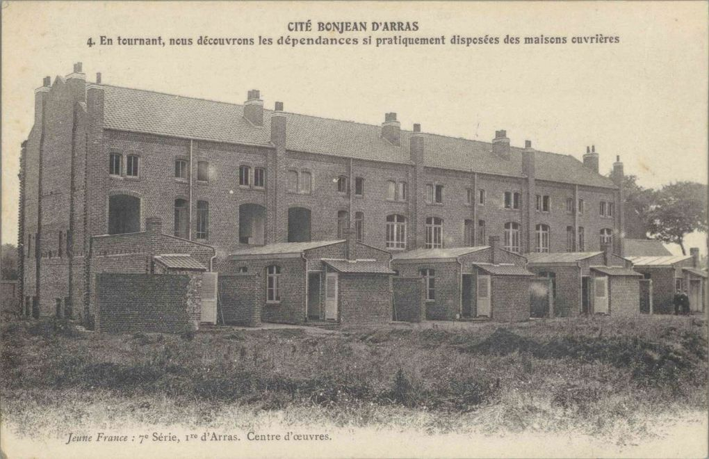 (source : archives départementales du Pas-de-Calais, collection Georges Bacot)