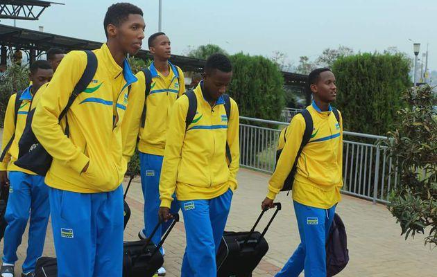 Afrobasket masculin 2017 : le Rwanda dévoile une liste préliminaire de 16 joueurs