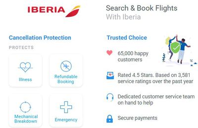 Iberia Airlines Reservations | Flights Booking