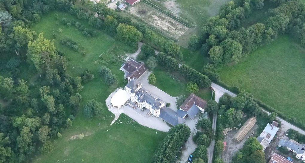 Le château des Gilats ou Ecodomaine des Gilats (contribution de Christophe)