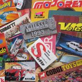 TABLEAU DES DIVERSES MARQUES DE CATALOGUES. - car-collector.net: collection voitures miniatures