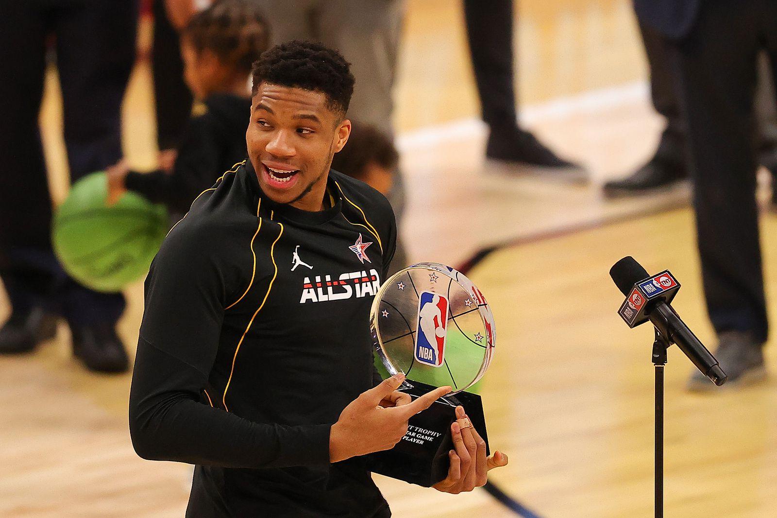 Team LeBron remporte la 70ème édition du All-Star Game, Antetokounmpo élu MVP