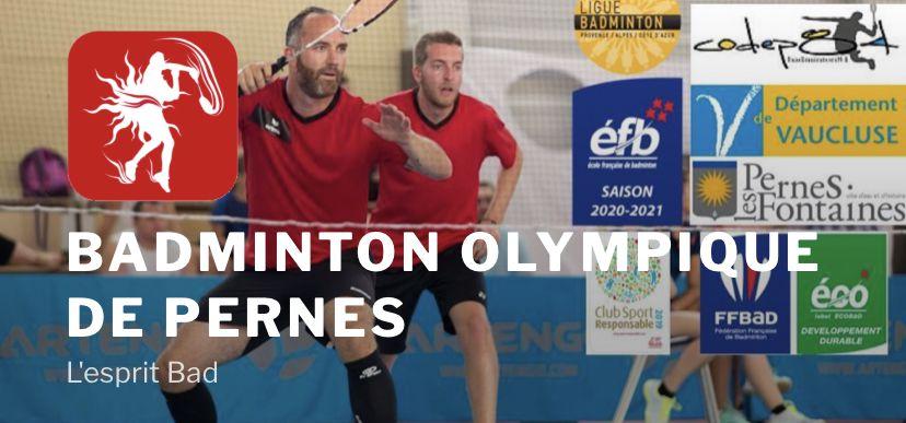 Matchs Badminton Nationale 3