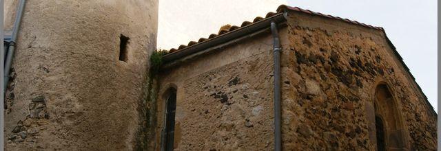 Eglise de Collanges