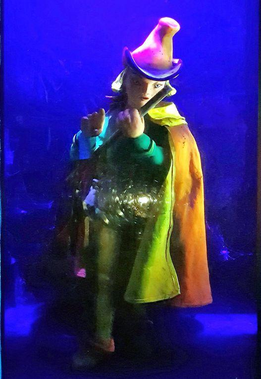 Diaporama : Rock City, les contes de fées dans les Fairyland Caverns
