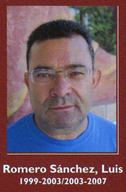 Alcalde de Badolatosa 2003-2007