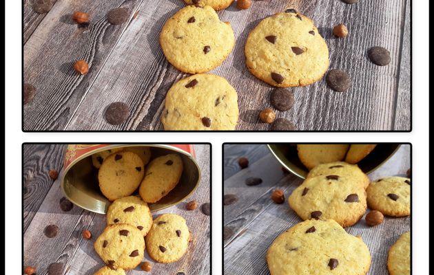 Cookies au blanc d'œuf trop moelleux