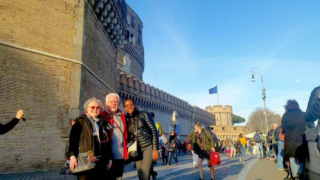 CHARLES & JUDITH à ROME 2018
